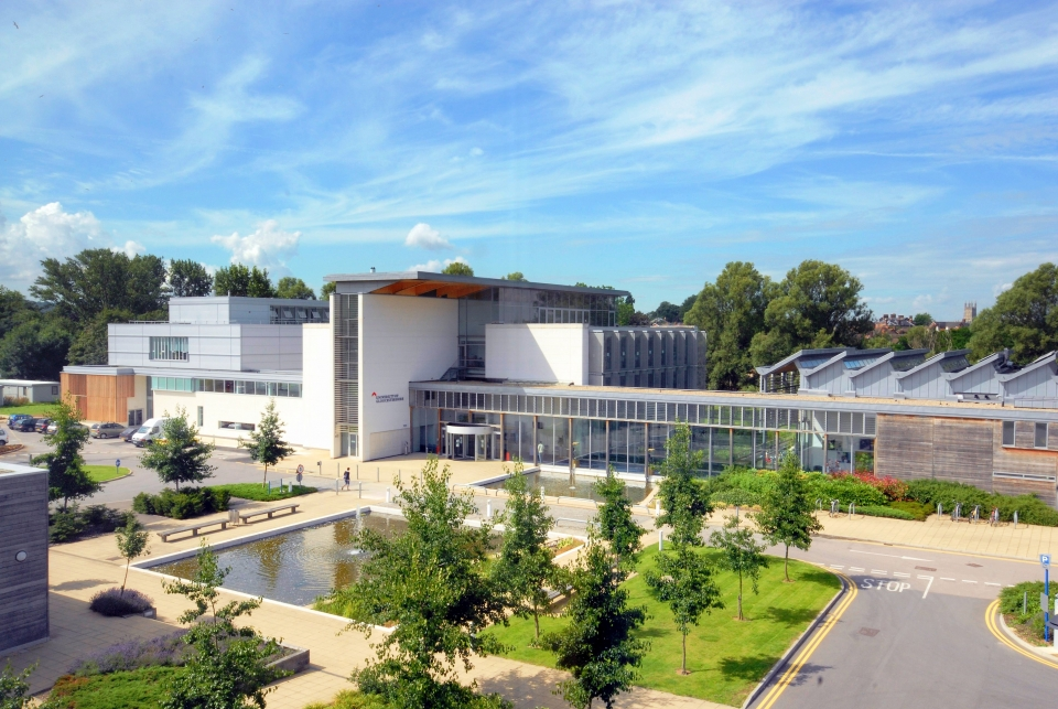 Oxstalls Campus in Gloucester